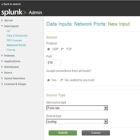 Splunk - Swivel Knowledgebase