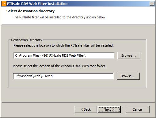Microsoft RD Web Access - Swivel Knowledgebase