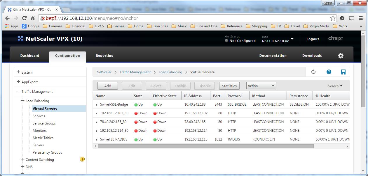Citrix Netscaler Gateway 11 - Swivel Knowledgebase
