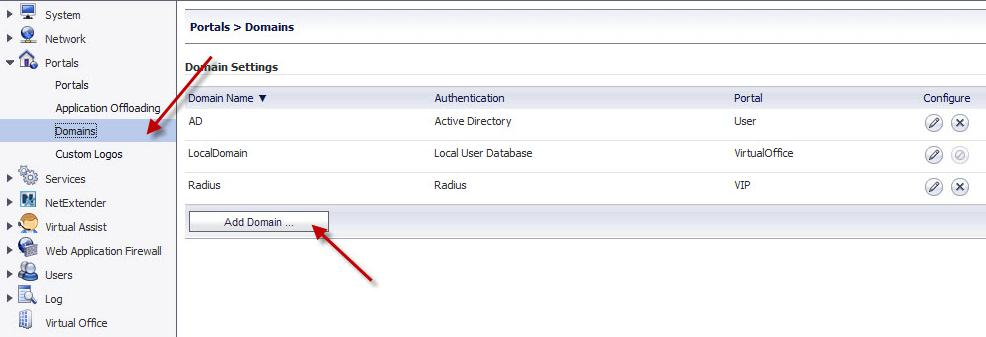 SonicWall SSL VPN Integration - Swivel Knowledgebase