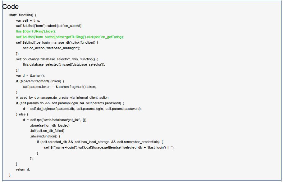OpenERP Custom Integration - Swivel Knowledgebase