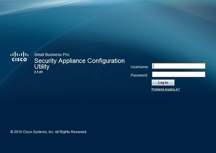 Cisco SA 520 - Swivel Knowledgebase