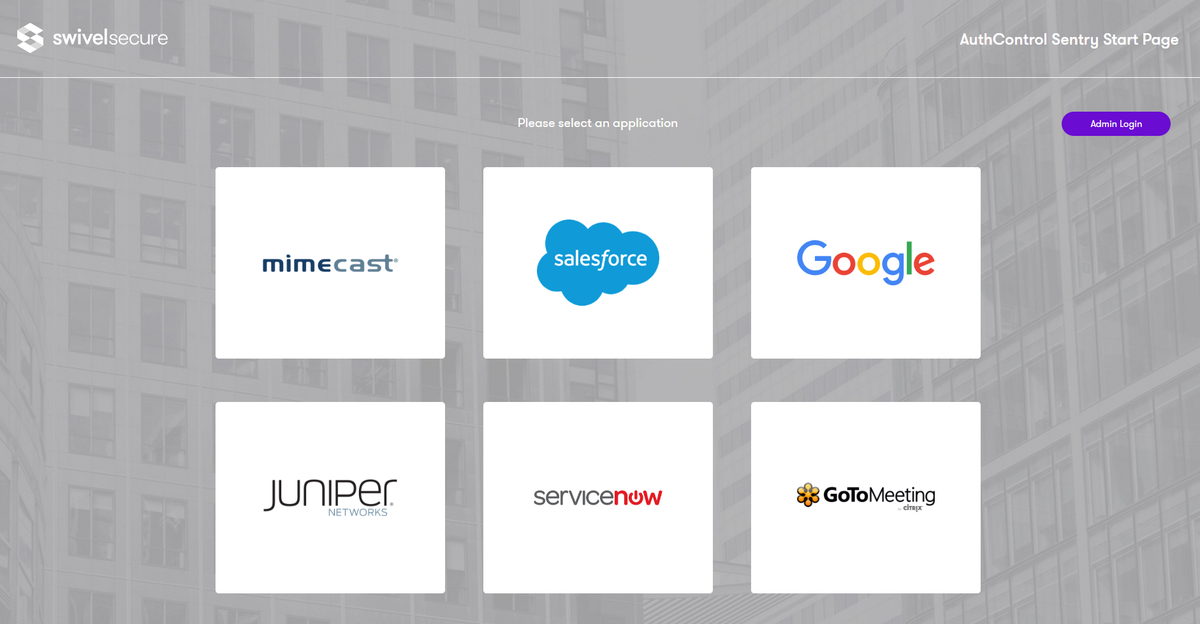 Sentry SSO with GoogleApps - Swivel Knowledgebase